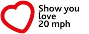 Love 20mph