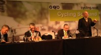 Patrick Harvie, Green MSP, shown here speaking  at yesterday's Cycling Scotland Conference in Edinburgh.  Other politicians with him on the panel were, from next to Patrick, Jim Eadie, SNP, who is […]