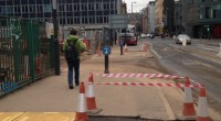 Regular users of Glasgow City Council's flagship cycle route Connect 2 along Waterloo Street may be aware of the building works going on just where the route becomes shared with […]