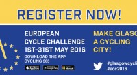 Here's a message we are passing on from Glasgow City Council: European Cycle Challenge 2016 – May 1st – 31st. MAKE GLASGOW A CYCLING CITY! PRESS LAUNCH / PHOTO CALL […]