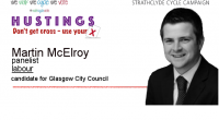 Picture taken from the Glasgow City Council website We have a change from our initial line-up for the hustings.  Alan Moir from East Dunbartonshire has sent his apologies and Scottish […]