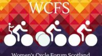 Yes, the Women's Cycle Forum Scotland is holding its AGM at the Women's Library in Landressy Street, Bridgeton on Saturday 19 August from 4pm – 6pm, and men are welcome […]