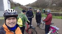 The 2 SNP councillors for Scotstounhill /Garscadden, Michael Cullen and Chris Cunningham (MSP Roseanna Cunningham's brother) toured Ward 13 with GoBike committee member, Alasdair Macdonald and member, Neil Lovelock, on […]