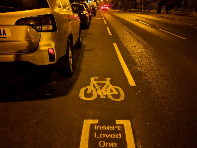On Friday the 9th of February a number of intrepid GoBike members took to the streets of Glasgow, the purpose being to bring the Cycling Embassy of Great Britain's Insert […]