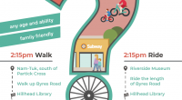 Do you want a better Byres Road for People? Join Space for People Byres Road and GoBike on Sunday 25th of February to walk or cycle up Byres Road to […]