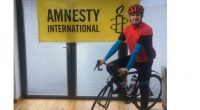 Ziya Kocabiyik, originally from Turkey, but currently living in Chelmsford, near London, is a member of Amnesty International and has set off today, 04 May, to cycle from Land's End […]