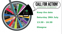 The second annual GoBike Call For Action day will be taking place on the 28th of July. Last year's event resulted in some amazing campaigns including the high profile#GlasgowCycleInfraDay17 and […]